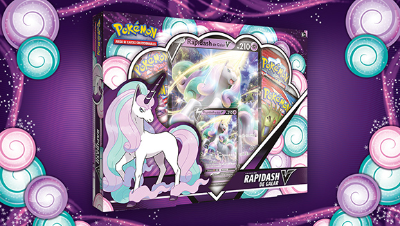 Colección Rapidash de Galar V de JCC Pokémon