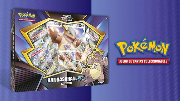 Colección Kangaskhan-<em>GX</em> de JCC Pokémon