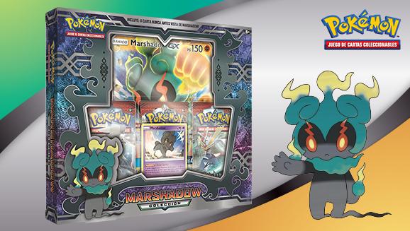 Colección Marshadow de JCC Pokémon