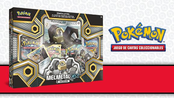 Colección Melmetal-<em>GX</em> de JCC Pokémon