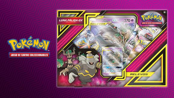 Colección Luna Pálida-<em>GX</em> de JCC Pokémon