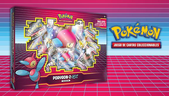 Colección Porygon-Z-<em>GX</em> de JCC Pokémon