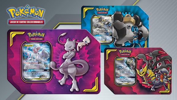 Lata Alianza Poderosa de JCC Pokémon