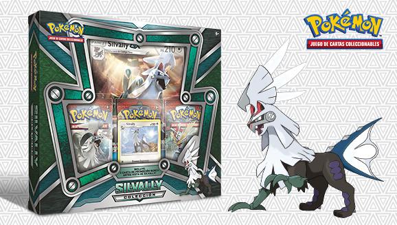 Colección Silvally de JCC Pokémon