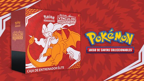 Caja de Entrenador Élite de <em>Sol y Luna-Vínculos Indestructibles</em> de JCC Pokémon