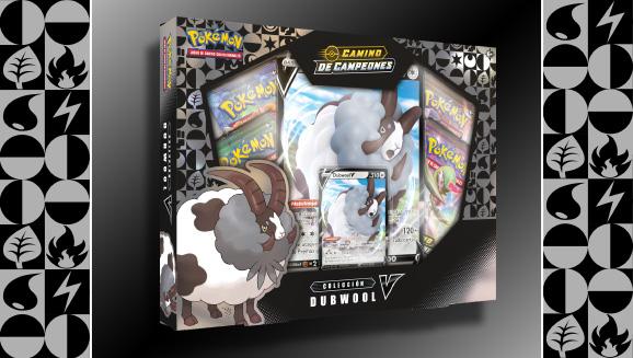 Colección Dubwool V de <em>Camino de Campeones</em> de JCC Pokémon