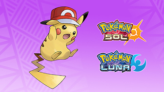 Pikachu se pone una gorra emblemática