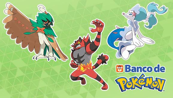 Un nuevo regalo para los usuarios del <em>Banco de Pokémon</em>