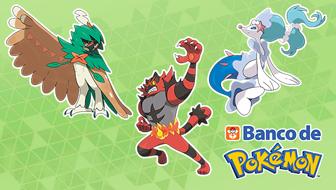 Un nuevo regalo para los usuarios del Banco de Pokémon