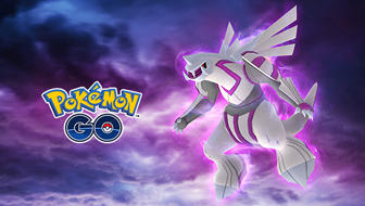 Palkia se hace espacio en las incursiones de Pokémon GO
