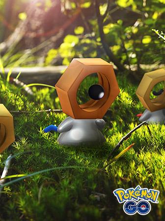 Consigue un Meltan variocolor en Pokémon GO