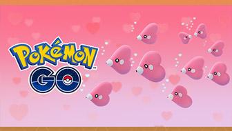 Disfruta de un lindo Día de San Valentín con Pokémon GO