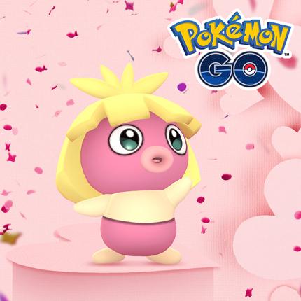 Hay mucho amor este Día de San Valentín en Pokémon GO