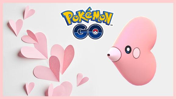 Pokémon GO se viste de rosa