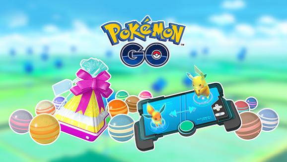 Amigos y diversión en Pokémon GO