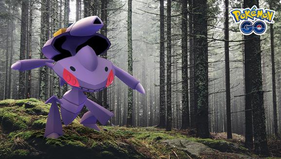 Genesect hace su debut en Pokémon GO