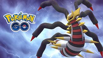 Captura a Giratina en su Forma Origen y en su Forma Modificada en Pokémon GO