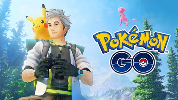 ¡Investiga sobre Mew en <em>Pokémon GO</em>!