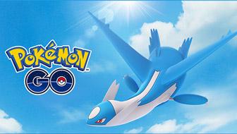 Latios entra en acción en Pokémon GO