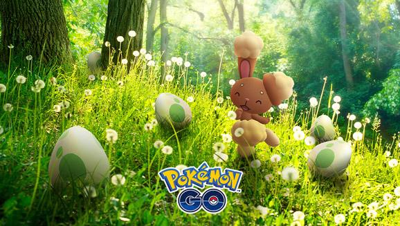 Vuelve el Festival de Primavera de <em>Pokémon GO</em>