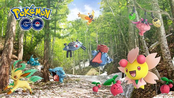 Más Pokémon y nuevas funciones en <em>Pokémon GO</em>