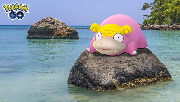 Despierta al Slowpoke que llevas dentro en Pokémon GO