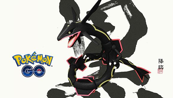Rayquaza vuelve a incursiones de Pokémon GO
