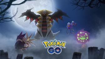 Llegan terroríficos Pokémon de Sinnoh a Pokémon GO
