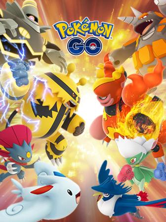 Enfréntate a otros en Pokémon GO