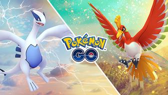 Lugia y Ho-Oh aterrizan de nuevo en Pokémon GO