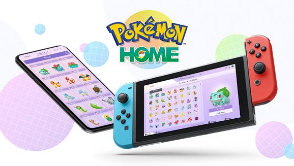 Un hogar para todos tus Pokémon