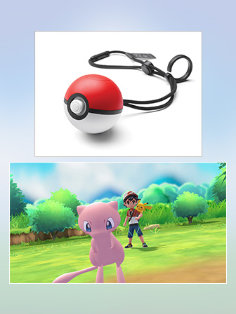 ¡Tu Poké Ball Plus contiene a Mew!