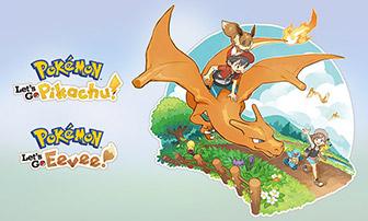 Una mirada de cerca al nuevo RPG de Pokémon para Nintendo Switch