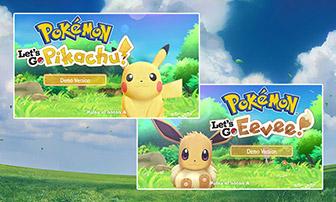 Juega a la Versión de prueba de Pokémon: Let's Go, Pikachu! y Pokémon: Let's Go, Eevee!