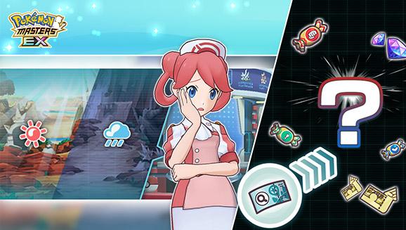 ¡Alerta por temporal en Pokémon Masters EX!