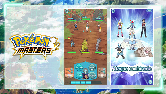 Revelados nuevos detalles en el último tráiler de <em>Pokémon Masters</em>