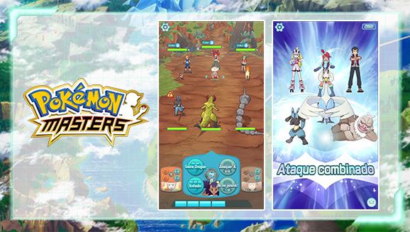 Revelados nuevos detalles en el último tráiler de Pokémon Masters
