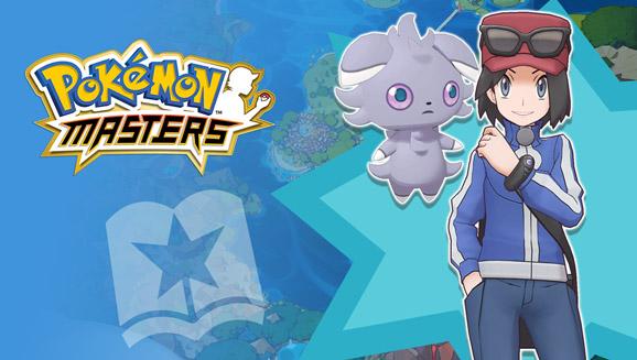 Llegan nuevos capítulos y un nuevo compañero Pokémon a Pokémon Masters