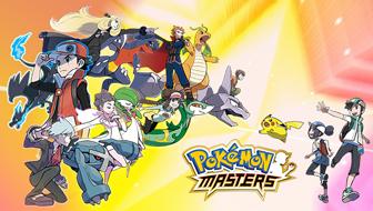 Regístrate para jugar a Pokémon Masters