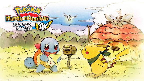 ¡Prepárate para convertirte en Pokémon!