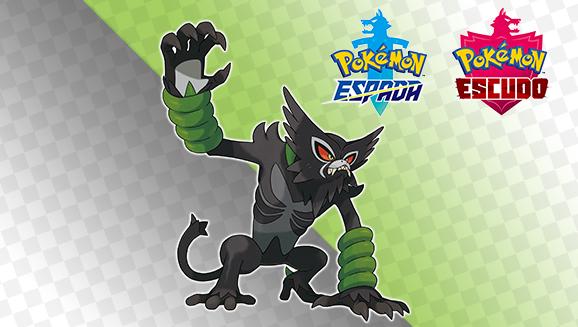 Se ha descubierto a Zarude, un nuevo Pokémon singular
