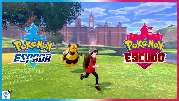 ¡Sal de incursión en <em>Pokémon Espada</em> y <em>Pokémon Escudo</em>!
