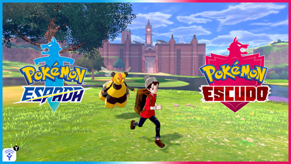 ¡Sal de incursión en Pokémon Espada y Pokémon Escudo!