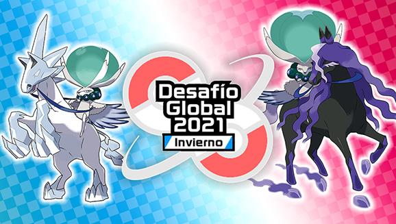 ¡Ya está todo listo para que comience el Desafío Global de Invierno!