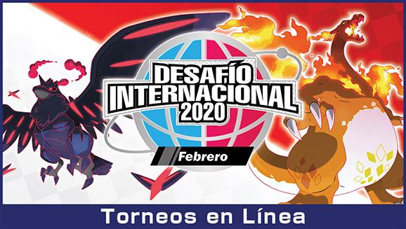Participa en el Desafío Internacional de febrero
