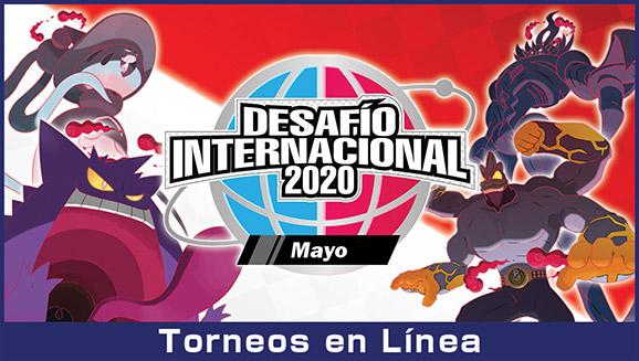 Comienza el Desafío Internacional de mayo de 2020