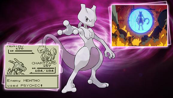 Descubre a los Pokémon legendarios