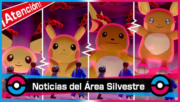 ¡Llega una tromba de Pikachu a las incursiones!