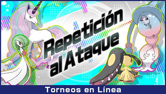 ¡Prepárate para arrasar en el torneo Repetición al Ataque!