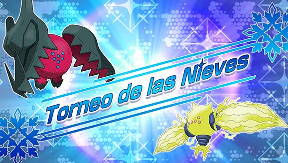 Regístrate en el Torneo de las Nieves de Pokémon Espada y Pokémon Escudo